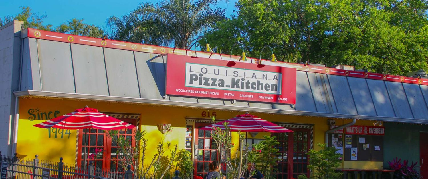 Louisiana Pizza Kitchen Restaurant
